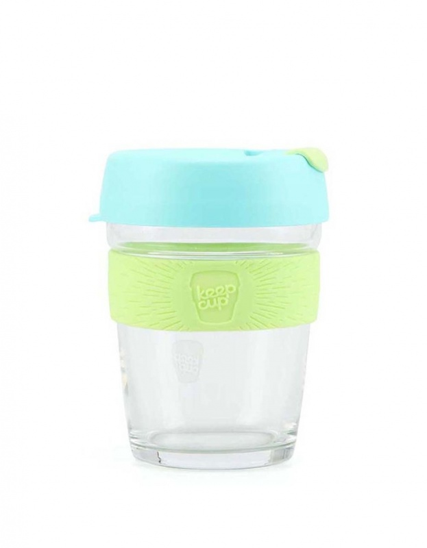 Skleněný hrnek KeepCup Brew Magic M - 340 ml