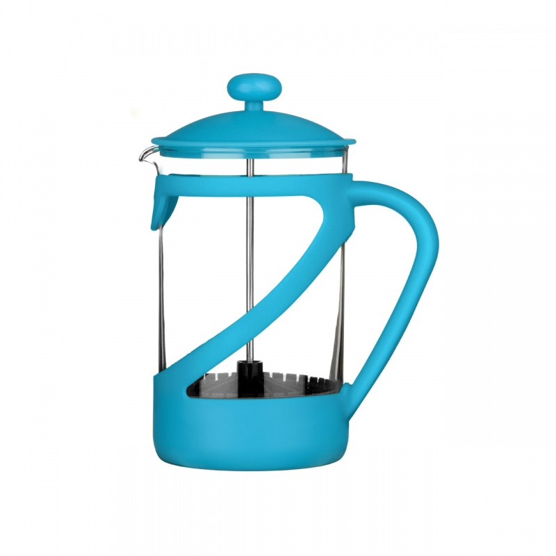 French press Premier Housewares Kenya - na 6 šálků, modrý