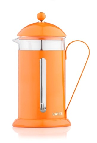 French press navod