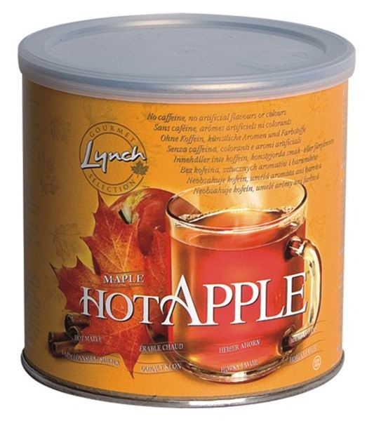 Lynch Hot Apple Maple - Horký Javor, 553 g
