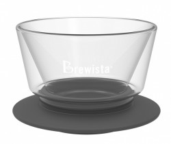 Skleněný dripper Brewista Smart Dripper™ Flat Bottom