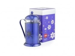 French press La Cafetière Midnight Blue Star